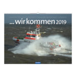 Wandkalender ... wir kommen 2019