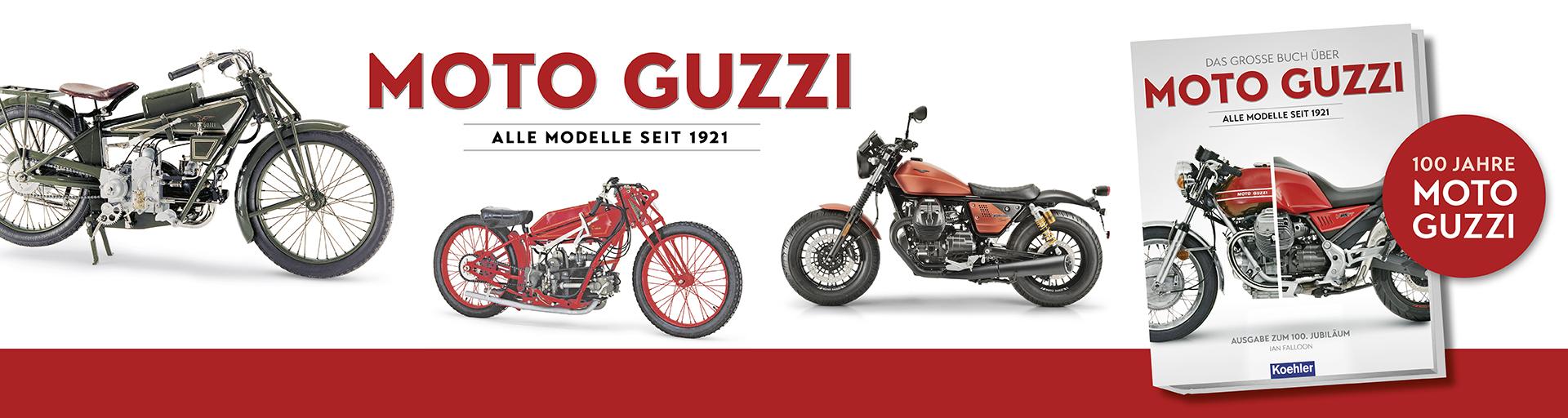 Moto Guzzi Slider