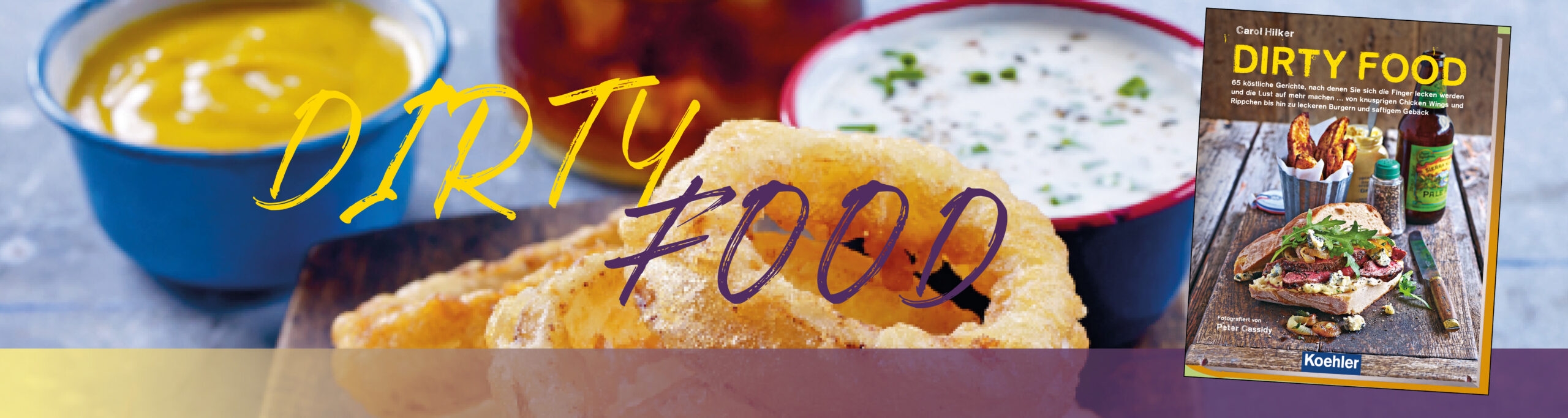 Dirty Food Web Slider